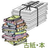 古紙・本の不用品回収なら沖縄からっぽサービスへ