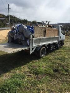 トラック 回収